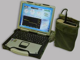 UltraCell XX25 powering Toughbook CF-19